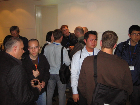 More afterparty