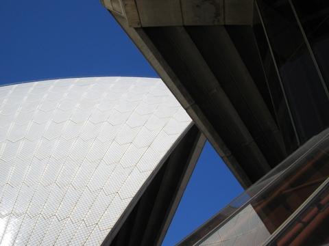 Opera House detail I