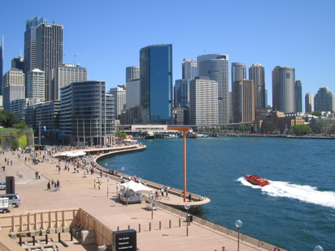 Sydney Skyline II