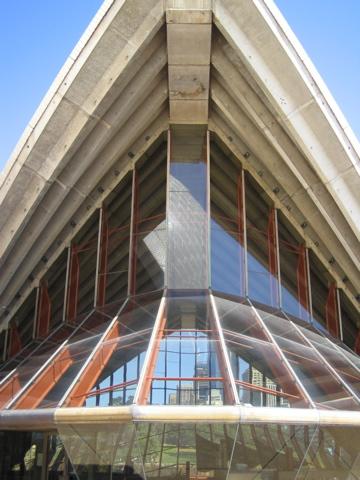 Opera House detail III