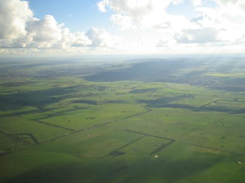 Plains of Victoria