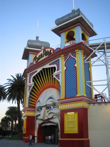 Luna Park, Melbourne II