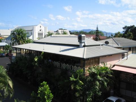 Townsville view