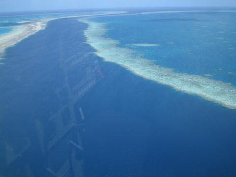Deep Water Channel