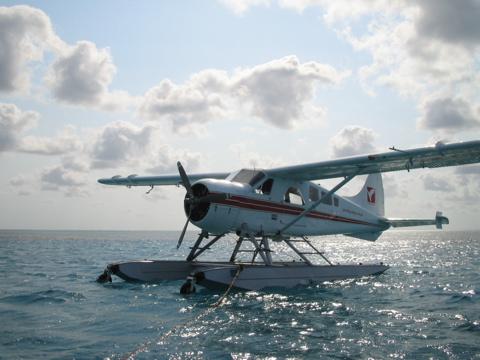 Trusty Seaplane
