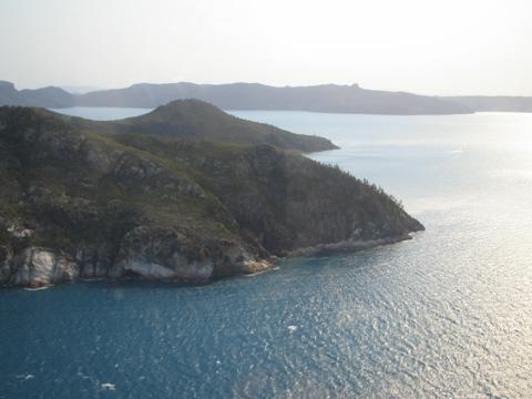 North Whitsunday Island