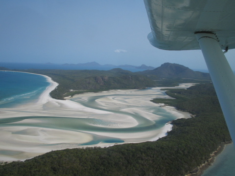 Hill Inlet, Whitehaven