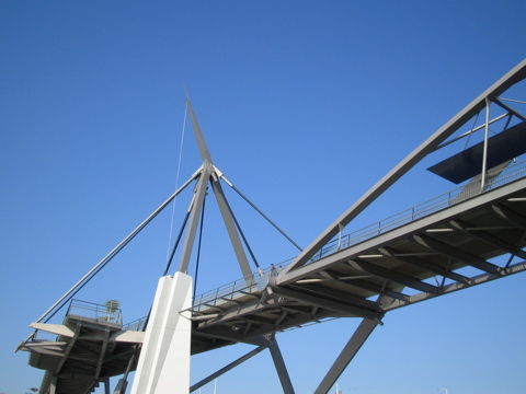 Brisbane footbridge