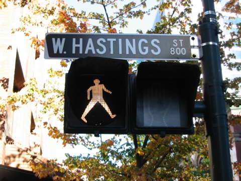 W. Hastings St