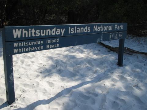 Whitsunday National Park