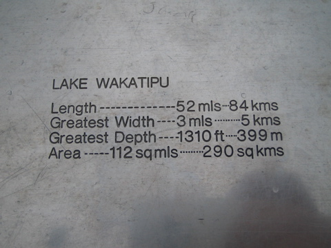 Wakatipu facts