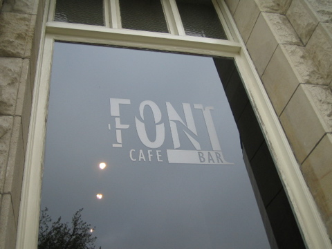 Font Cafe and Bar