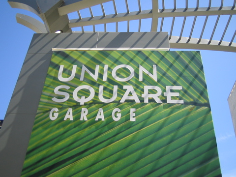 Union Square Garage