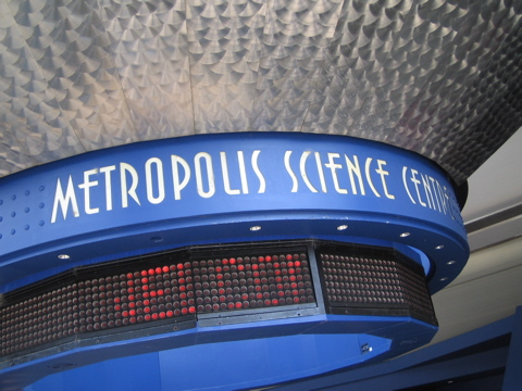Metropolis Science Centre