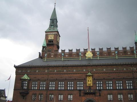 Radhus (town hall)
