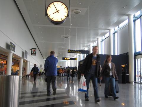 Copenhagen airport 2