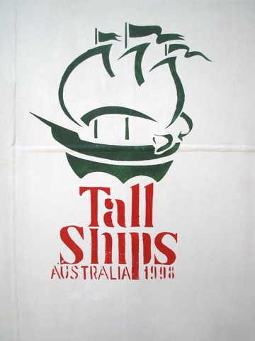 Tall Ships Australia 1998