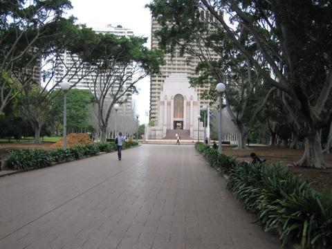 Anzac Memorial, Hyde Park
