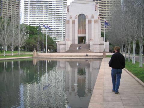 E.Meyer @ Anzac Memorial