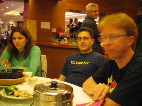 Amber, Tantek, Eric