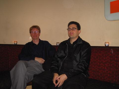 Eric and Tantek