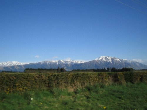Mt. Hutt Range