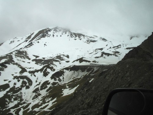 Mt Hutt in view