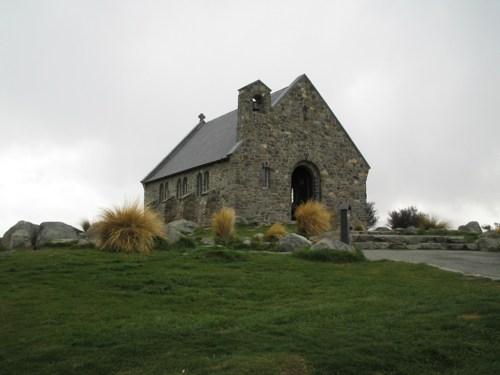 Church, Lake Tekapo