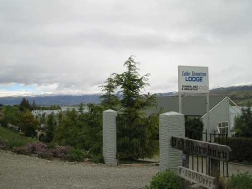 Lake Dunstan Lodge