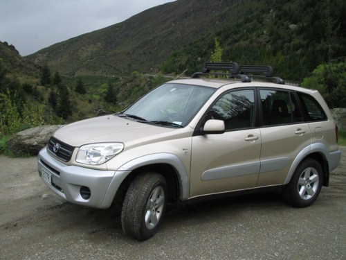My NZ Rav4