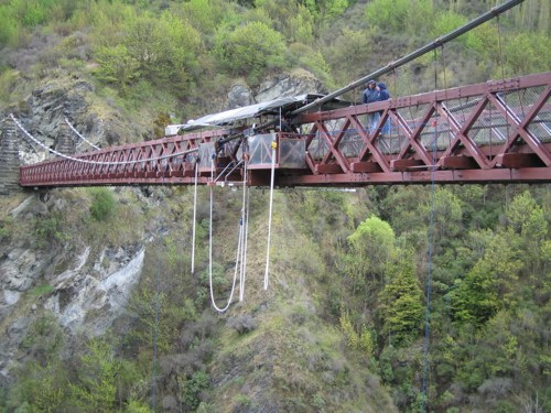 Kawarau Bridge Jump