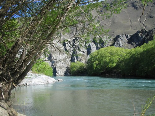 Down the Kawarau