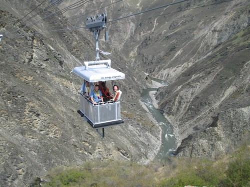 Nevis cable car