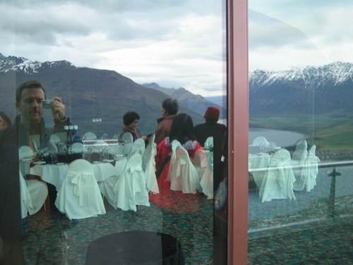 Wakatipu reflection