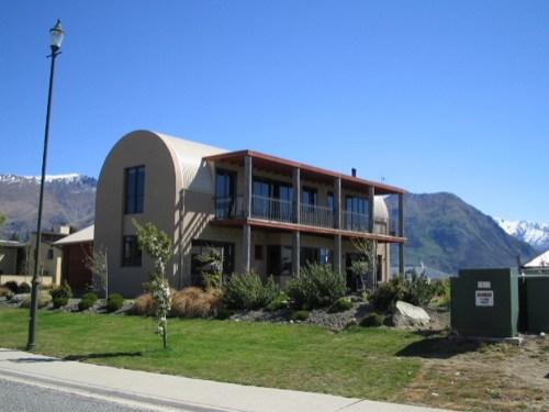 Wanaka architecture