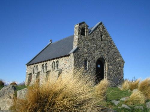 Church, Lake Tekapo II