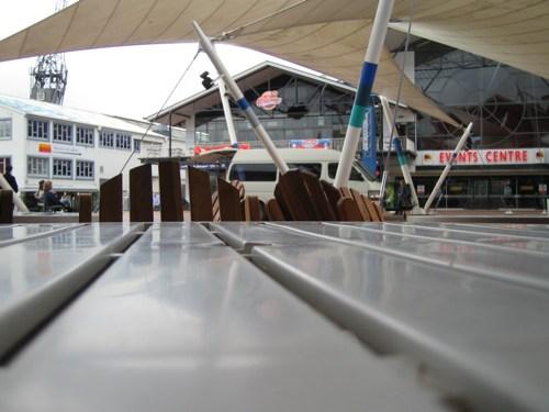 Events Centre Plaza