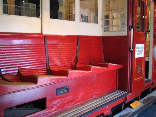 Old Wellington cable car