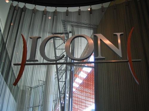 Icon signage