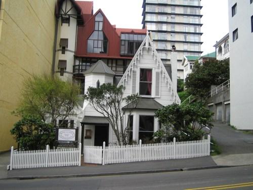 Boulcott Street Hotel