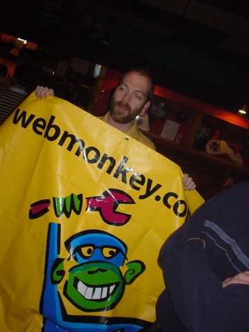 Webmonkey banner