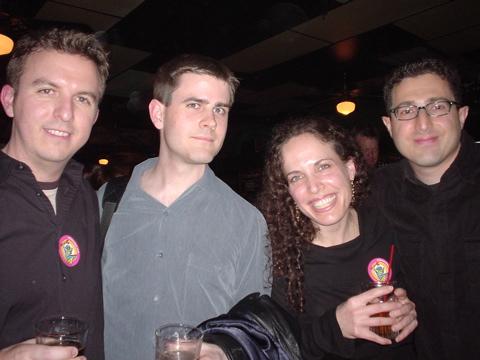 Webmonkey party II