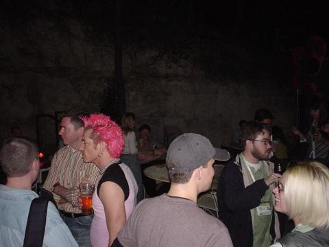 Blogger party I