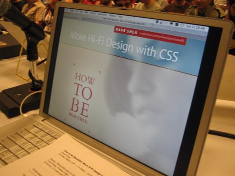 Shea's title slide
