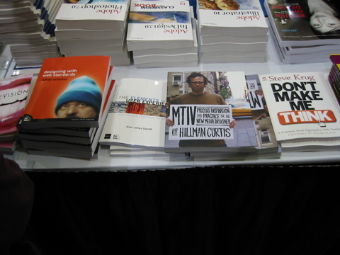 Books at the conference
